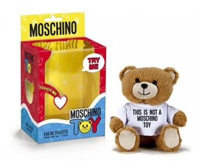 Это вам не игрушки: новые духи от Moschino-430x480