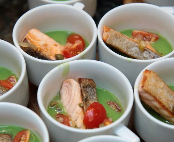 Три блюда из норвежской семги от шеф-повара Гуннара Йенсена-320x180
