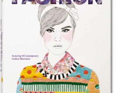 Прикладное искусство: модная иллюстрация-430x480
