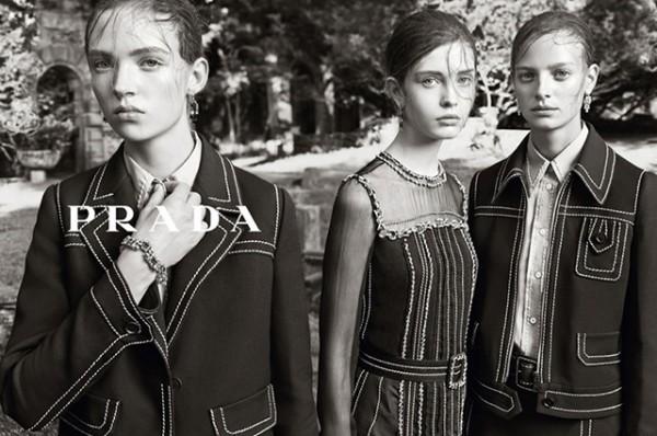 Рекламная кампания Prada Resort 2015-320x180