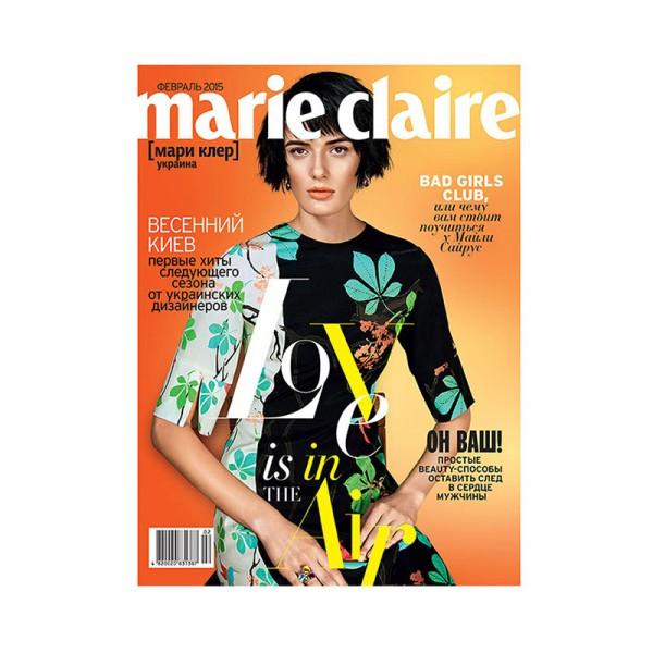 Новый номер Marie Claireв продаже с 16 января-320x180