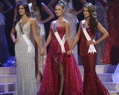 Мисс Вселенная – 2015: Украина вышла в финал-430x480