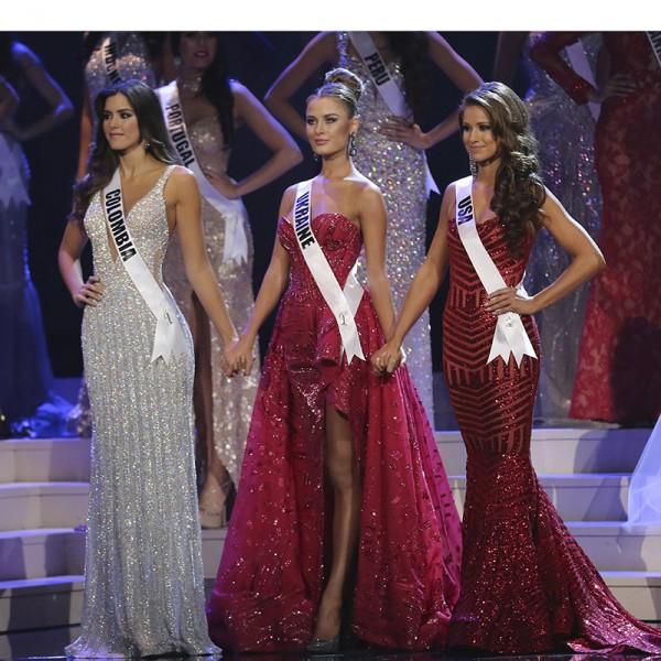 Мисс Вселенная – 2015: Украина вышла в финал-320x180