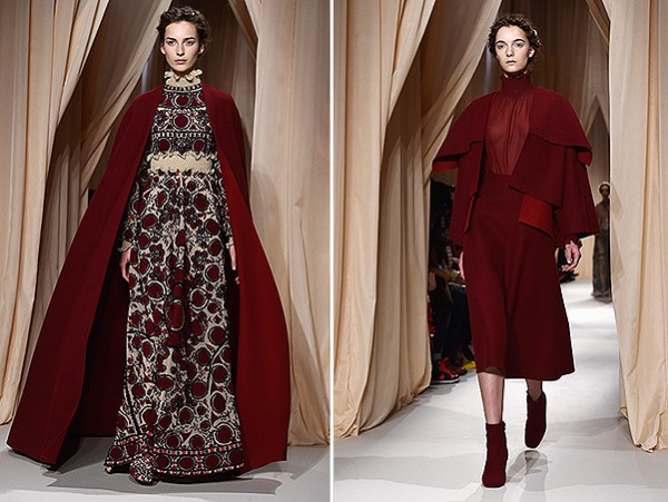 Весна-2015: шоу Valentino Haute Couture-320x180
