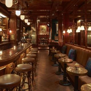 Ральф Лорен открыл ресторан в Нью-Йорке