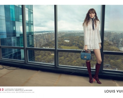 Новая рекламная кампания Louis Vuitton-430x480