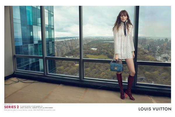 Новая рекламная кампания Louis Vuitton-320x180