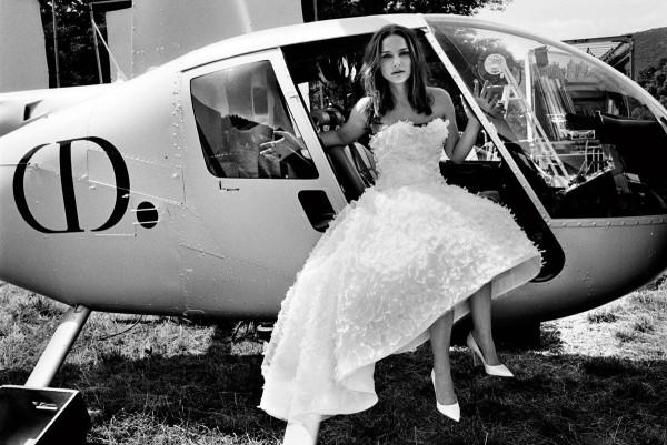 Сбежавшая невеста: новое видео Miss Dior-320x180