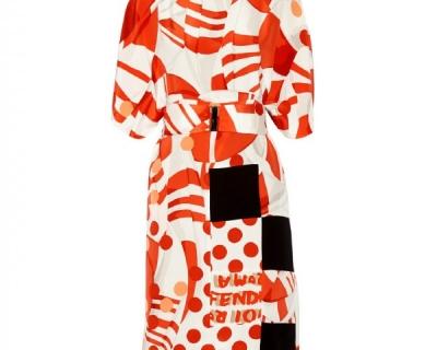 Вещь дня: платье Fendi-430x480