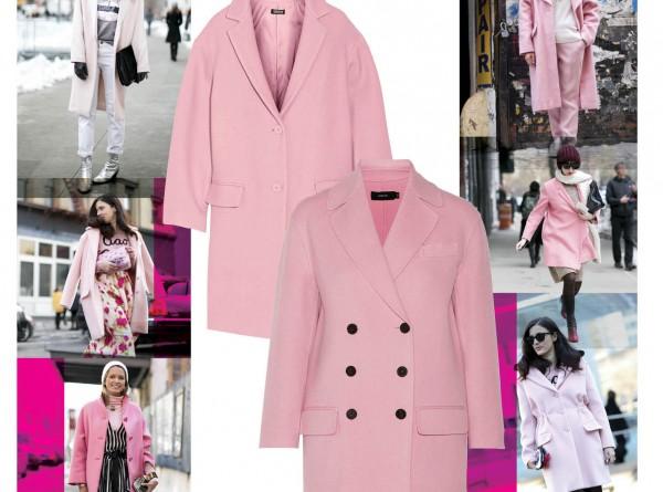 Розовое пальто: 10 вариантов-320x180
