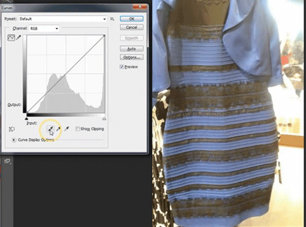 Сложный вопрос: какого цвета платье #TheDress?