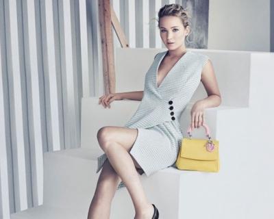 Как это было: бэкстейдж со съемок рекламы Bе Dior-430x480