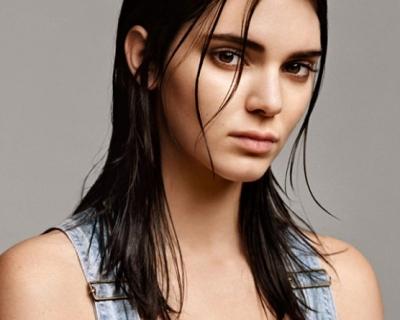Новые лица: Кендалл Дженнер для Calvin Klein-430x480