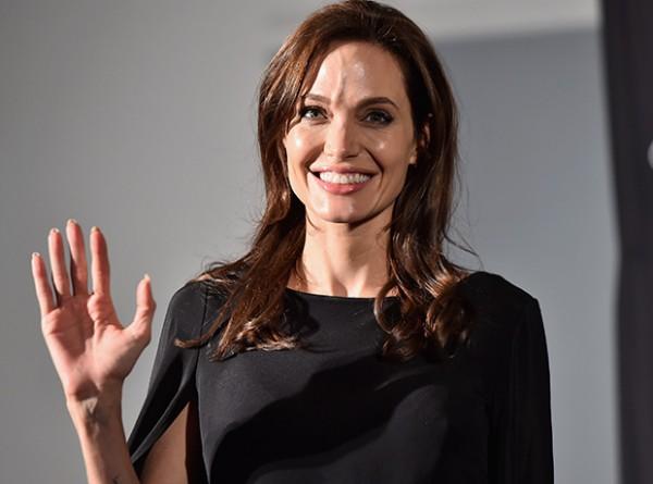 Анджелина Джоли - фото