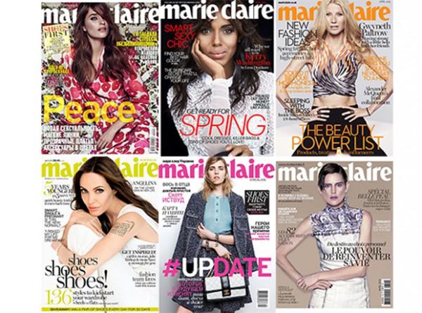 Битва обложек: апрельский номер Marie Claire-320x180