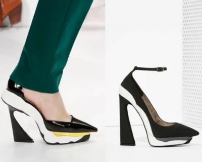 Найдите 10 отличий: Dior vs. Jeffrey Campbell-430x480