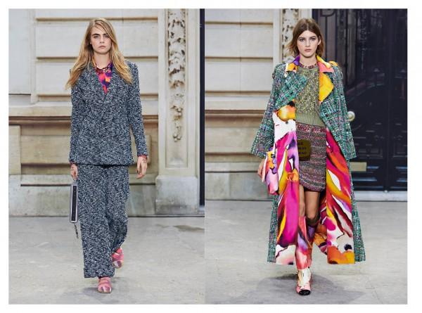 Let's tweed again: твид в коллекции Chanel-320x180