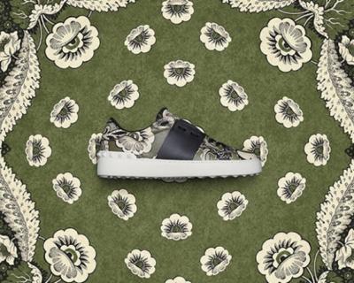 Цветут цветы: новая коллекция MIME от Valentino-430x480