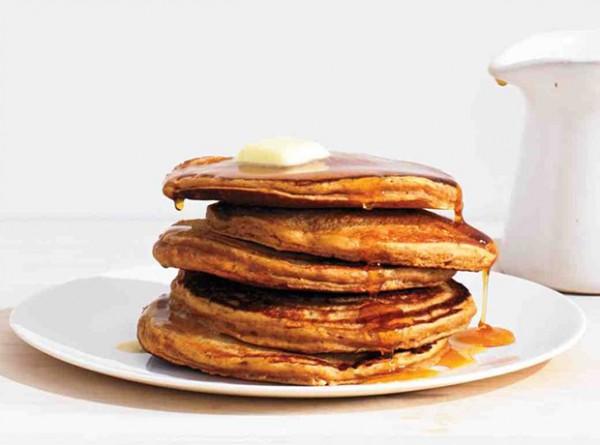 Вкусный завтрак: имбирные оладьи с медом-320x180