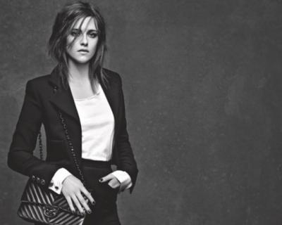 Кристен Стюарт и Ванесса Паради в рекламе Chanel-430x480