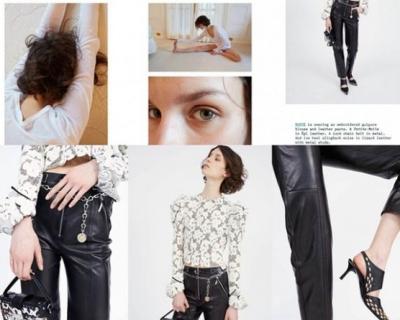 Девушка напротив: новый лукбук Louis Vuitton-430x480