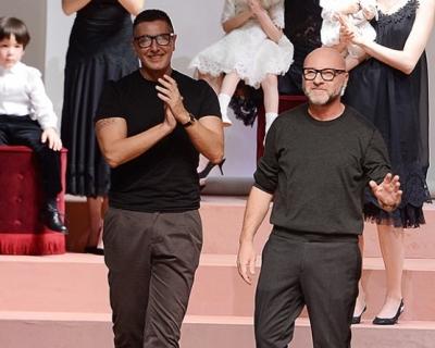 Габбана: «Бойкот Dolce & Gabbana? За что?»-430x480