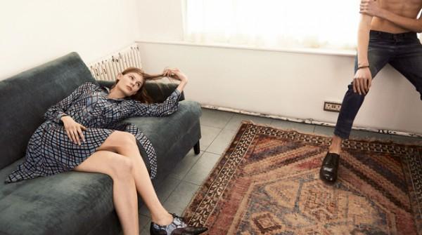 Первая кампания Алессандро Микеле для Gucci