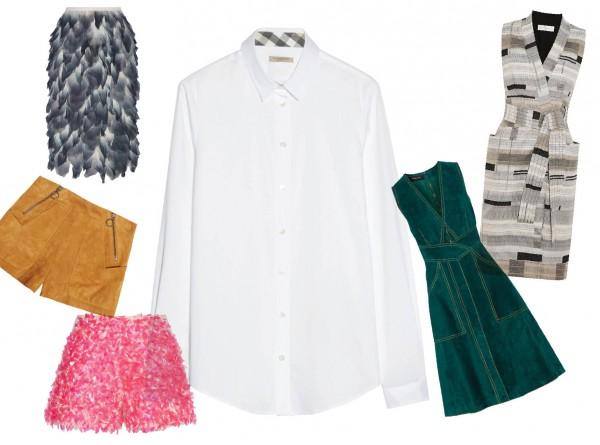 Простой выбор: с чем носить белую рубашку весной-320x180