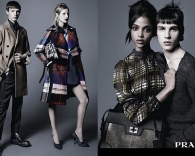 Prada сняли новую кампанию pre-fall 2015-430x480