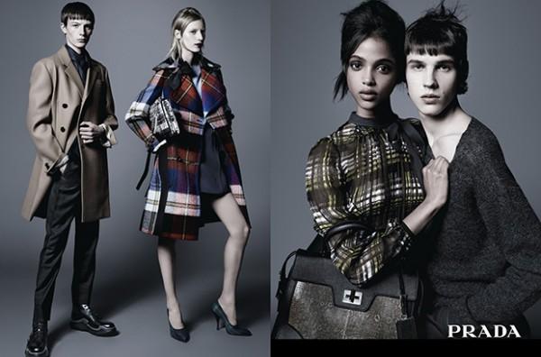 Prada сняли новую кампанию pre-fall 2015-320x180