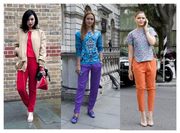 Как весной носить яркие брюки-320x180