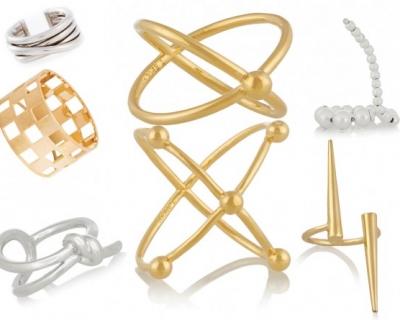 Уроки геометрии: кольца геометрической формы-430x480