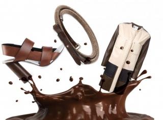На  сладкое: вещи шоколадных оттенков