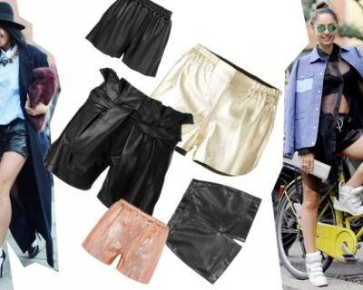 Выбор Marie Claire: кожаные шорты-430x480