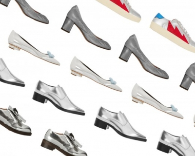 Выбор Marie Claire: обувь цвета металлик-430x480