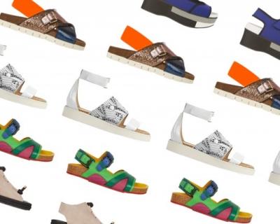 Выбор Marie Claire: спортивные  сандалии-430x480