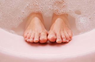Уход за ногами: 5 новых приемов