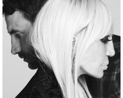 Донателла Версаче в рекламной кампании… Givenchy-430x480