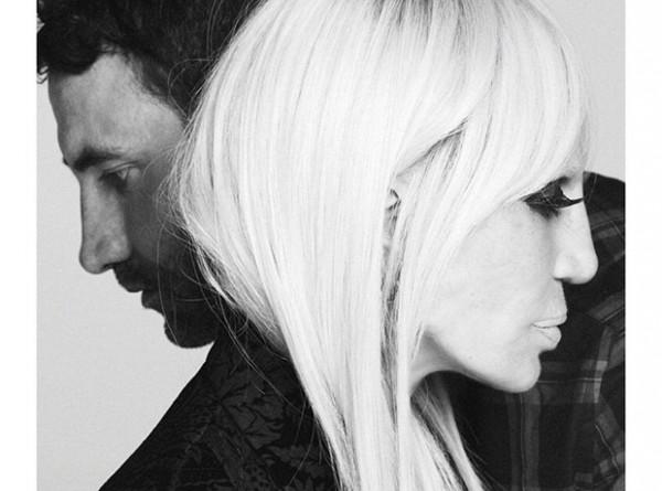 Донателла Версаче в рекламной кампании… Givenchy-320x180