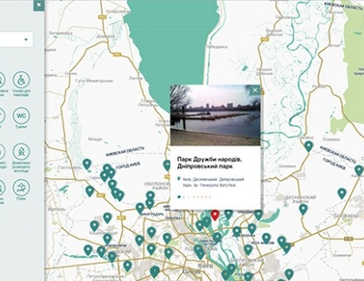 «Боржоми» создала онлайн-карту пикников-430x480