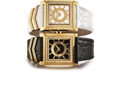 Юбилей часового подразделения Versace Watches-430x480