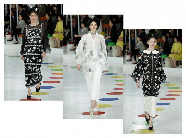 Новые горизонты: показ коллекции Chanel в Сеуле-320x180