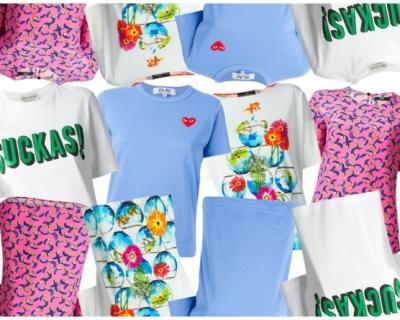 Must have сезона: цветные футболки-430x480
