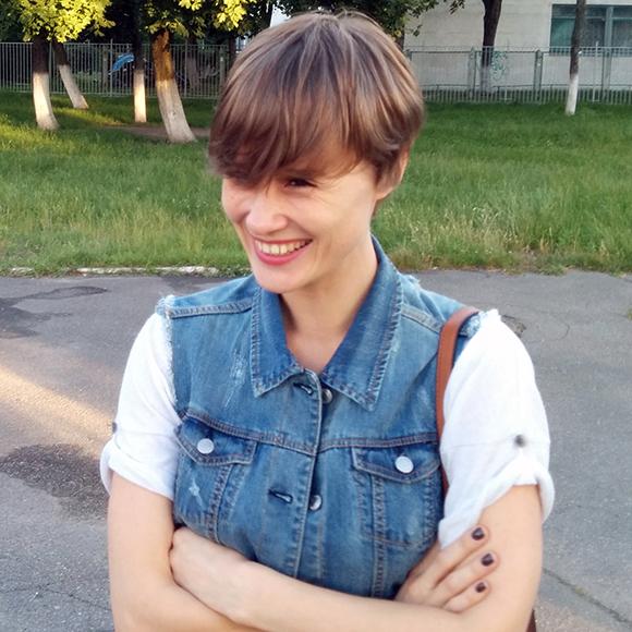 Александра Выхрест
