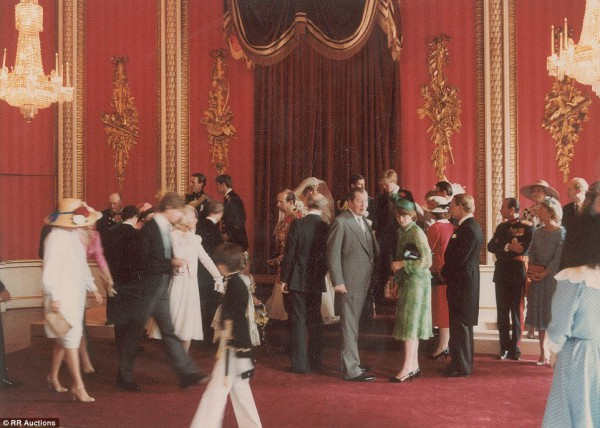 Свадьба принцессы Дианы и принца Чарльза