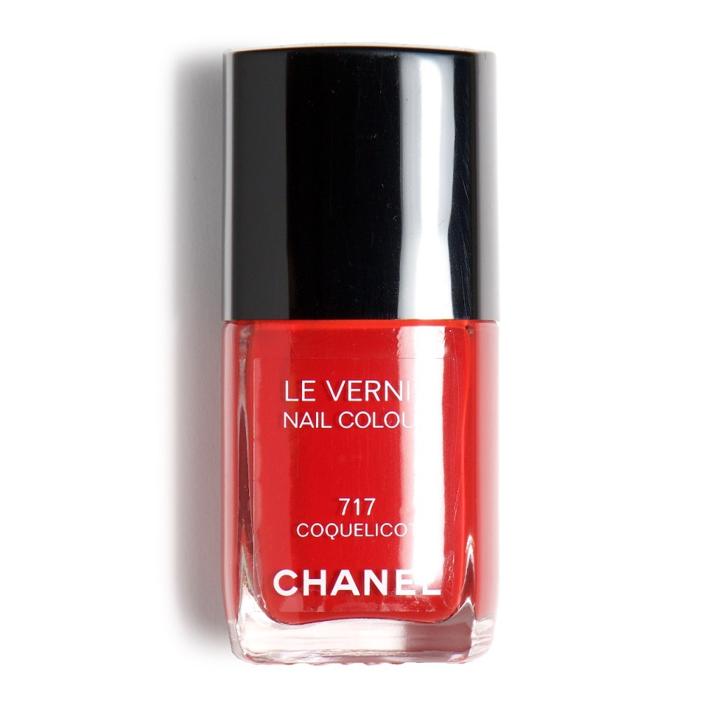 Chanel Le Vernis 717 Coquelicot