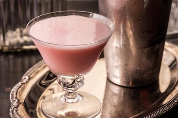 Коктейль Pink Lady
