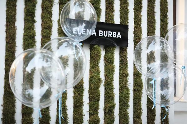 Открытие шоу-рума Elena Burba