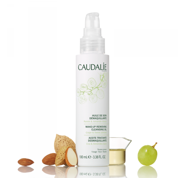 Make Up Remover Cleansing Oil, Caudalie