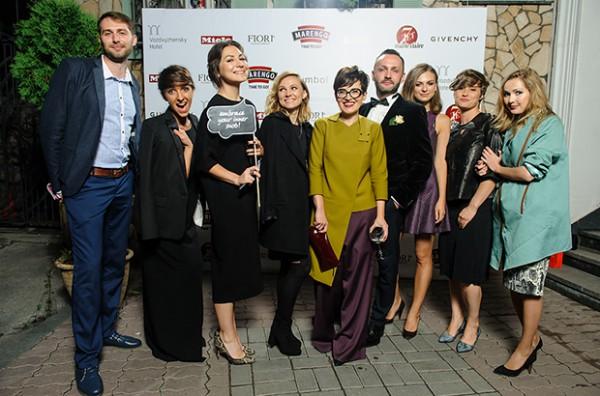 Фотоотчет с вечеринки в честь 7-летия Marie Claire-320x180